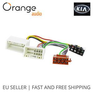 wiring lead harness adapter for kia sorento 2011 iso stereo plug 2011 Kia Sorento Engine Problems image is loading wiring lead harness adapter for kia sorento 2011