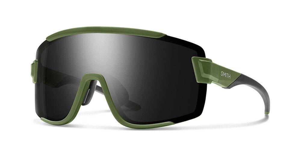 Gafas de sol SMITH Wildcat-chromapop Escudo Lente Lente Lente + Bonus Lente Transparente + Estuche Duro b5e49f