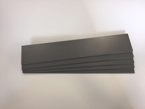 Carbon Vane Blade Rietschle VTB 180//250 Set of 5 Part Number 527958
