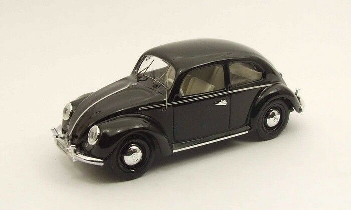 Rio 4345 - Volkswagen Maggiolino noire - 1953 1/43