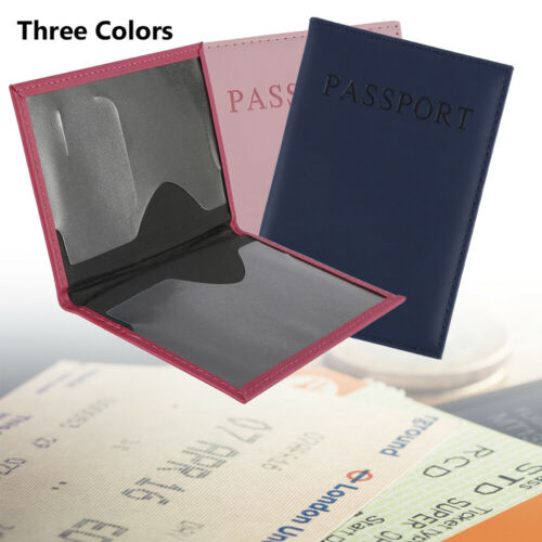 Travel Accessories Passport & ID Holders research.unir.net Genuine ...