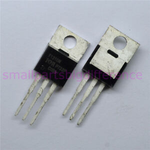 5pcs IRF740 NEW Genuine IR TO-220
