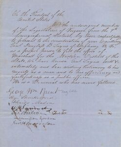 Virginia-petition-to-President-Fillmore-1851-re-appointing-Virginia-state-marshl