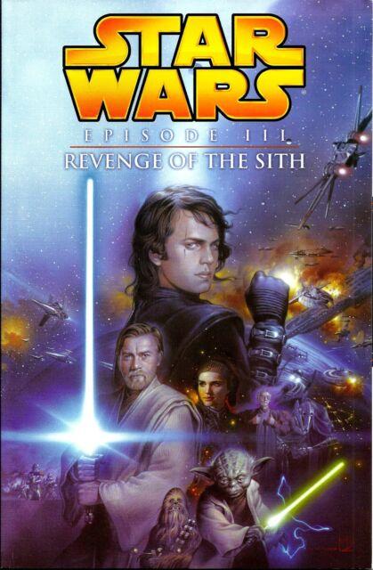 STAR WARS Episode III Revenge of the Sith (ENGLISCH)