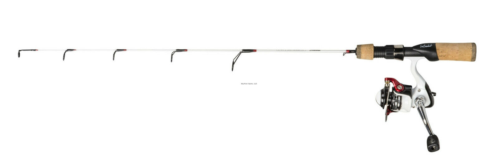 New Frabill Ice Hunter Pro Ice Fishing Combo 27 M 678007