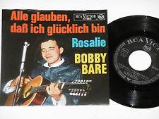 """BOBBY BARE -Alle glauben, daß ich glücklich bin- 7"""" 45  nm"""