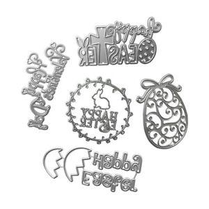 Happy-Easter-Rabbit-Metal-Cutting-Dies-DIY-Scrapbooking-Album-Paper-Craft-Gifts