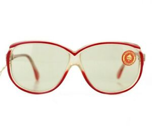 70s NOS DS Opto Asdor by Persol vintage sunglasses oversized butterfly OG rare