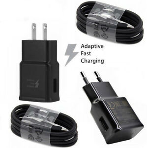 New-US-EU-Plug-Adaptive-Fast-Wall-Charger-For-Samsung-Galaxy-S8-S9-Plus-Note-8