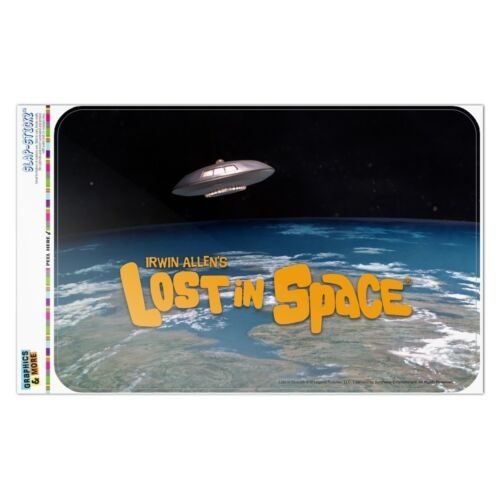Lost in Space Jupiter 2 Spaceship Flying Saucer Home Business Office Sign