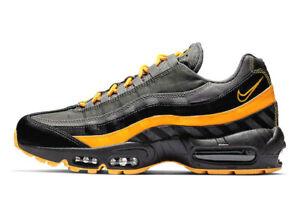 promo code 952dc 78566 Nike Air Max 95 I-95 PACK OIL GREY LASER ORANGE BLACK YELLOW ...