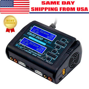 HTRC-C240-Dual-Channel-RC-Car-6S-Lipo-NiMH-battery-Balance-Charger-discharger