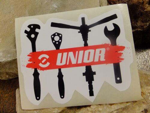 Unior bike sticker decal MTB race ride bicycle