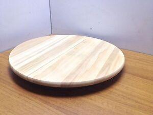 Vassoi In Legno Fai Da Te : Vassoio da tavolo girevole in legno massello centrotavola cucina