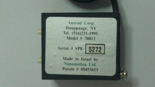 Anorad Nanomotion 70813 Piezo Nano Motor