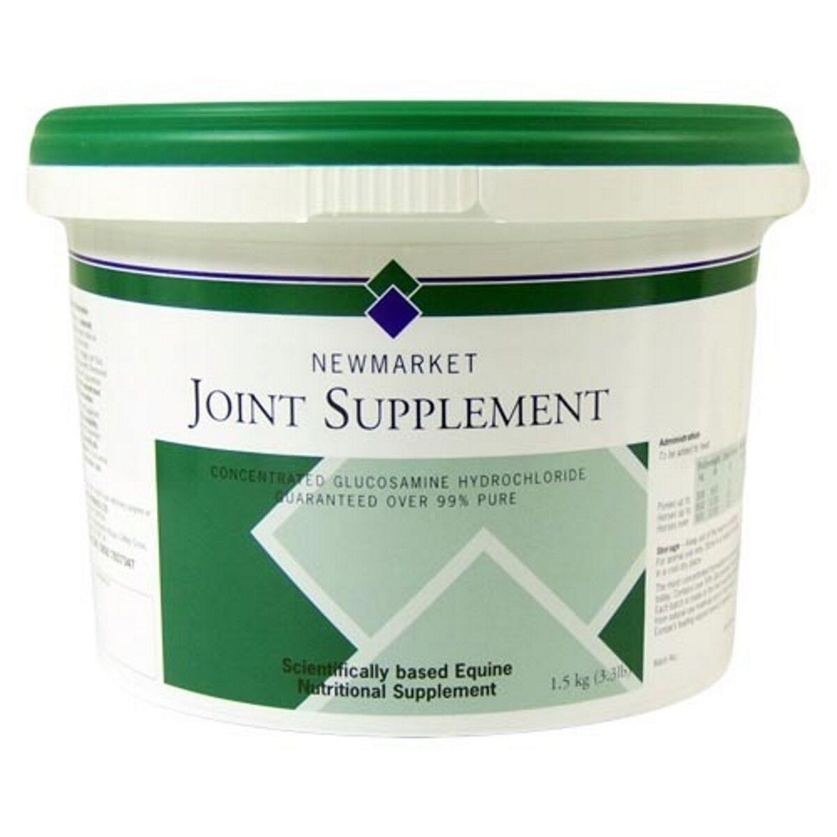 NEWMARKET JOINT SUPPLEMENT FOR HORSES 500g, 1.5kg & 2.5kg - ALL SIZES BEST PRICE