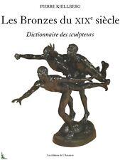 Bronzes du 19e dictionnaire des sculpteurs P. Kjellberg
