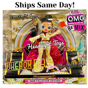 1-LOL-Surprise-REMIX-OMG-Jukebox-BB-2020-Collector-Limited-Edition-Fashion-Doll
