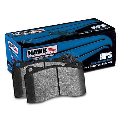 Hawk HPS Brake Pads Front Mazda RX7 RX-7 FC FD