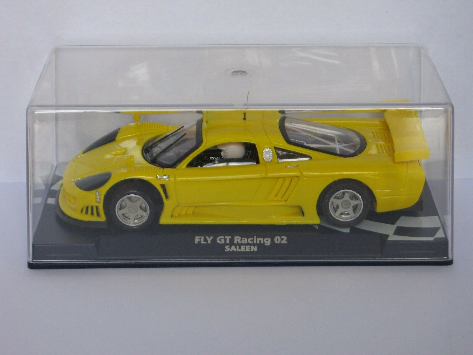 FLY Car GB track Saleen S7R FLY GT Racing 02-Ref. FLY02 & 07020