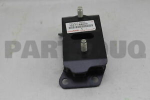 1237154100 Genuine Toyota INSULATOR REAR NO.1 12371-54100 ENGINE MOUNTING