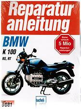 Buch Reparaturanleitung BMW K 100 RS RT  K100RS / K100RT Band 5081