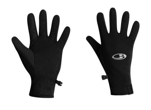 Winterhandschuhe mit Touchscreenfunktion ICEBREAKER Quantum Gloves 260g//m²