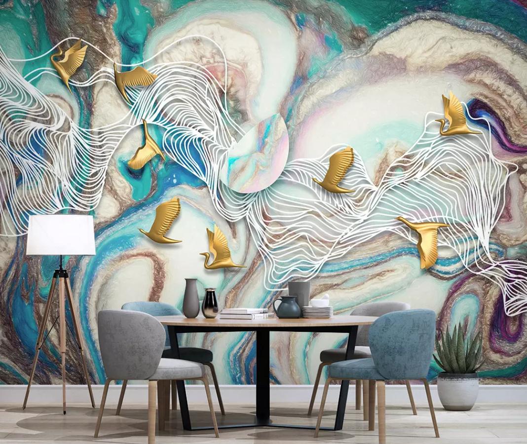 3d Abstract Texture I2239 Wallpaper Mural Sefl Adhesive