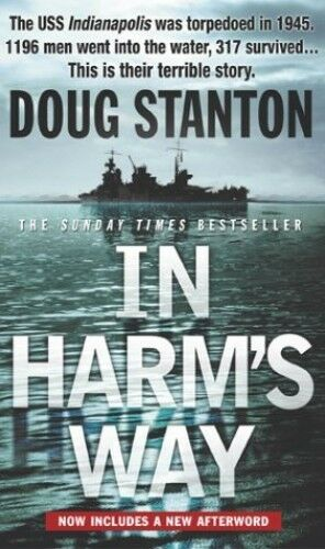 1 of 1 - In Harm's Way by Stanton, Doug 0553813609 The Cheap Fast Free Post