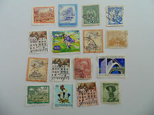 L22 - Collection Of Austria Stamps