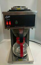 Used Curtis Dual Burner Single Pot Coffee Maker