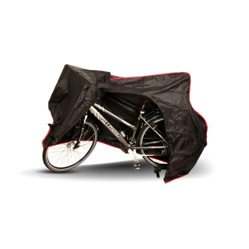 PREMIUM Fahrradabdeckung in Schwarz Smart ebike Elektrofahrrad E-Bike