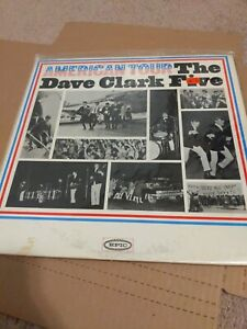 Dave Clark Five – American Tour – Original 1964 EPIC LP
