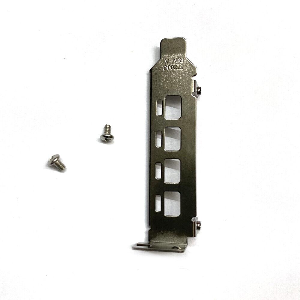 5pcs Low Profile bracket For AMD FirePro Radeon W4100 W 4100 W4300 W 4300