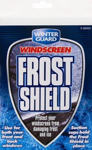 1 X Protector de Nieve Hielo Escarcha Funda Protector Coche parabrisas delantero o posterior ventana