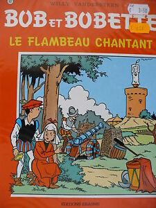 RE-Bob-et-Bobette-167-Le-flambeau-chantant-Willy-Vandersteen