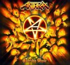 Worship Music 0020286160144 by Anthrax CD