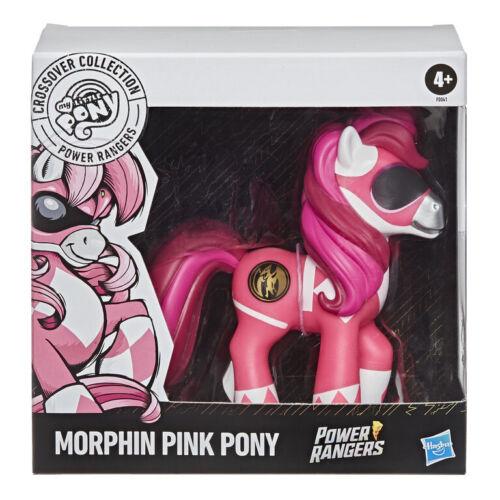 Il mio piccolo Pony crossover COLLEZIONE Power Rangers MORPHIN PINK PONY IN STOCK **