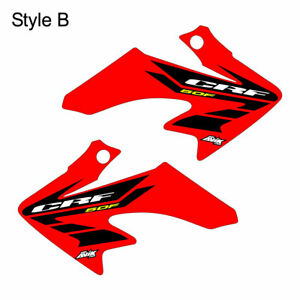 Details about Honda CRF50 Stock Replica Shroud Graphics Style-B FREE  SHIPPING!!!