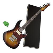 Yamaha Pacifica PAC611VFM Electric Guitar - Tobacco Brown Sunburst PERFORMER PAK
