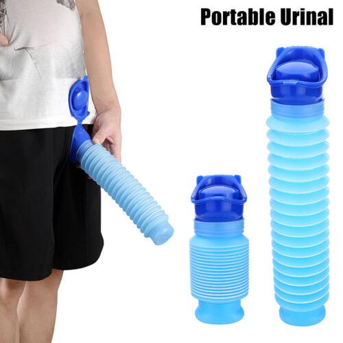 Notfall Urinal Tragbar Schrumpfbar Potty Pee Flasche Outdoor Reise