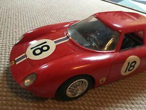 FERRARI-250-Le-Mans-1-12-filoguide-paya-en-boite-longueur-40-cm