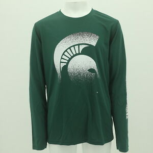 Team Color Youth NCAA Michigan State Spartans Short Sleeve Tee Shirt