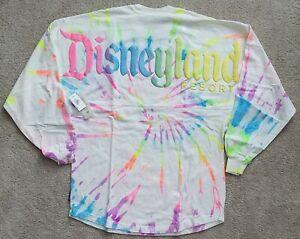 Disneyland Resort Splatter Spirit Jersey - Tie-Dye - NWT XS