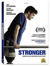Stronger (DVD, 2017)