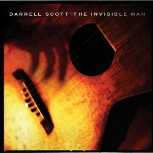 DARRELL SCOTT - THE INVISIBLE MAN  CD NEUF