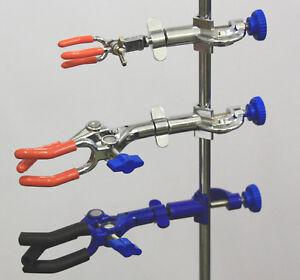 Stativklemme-mit-Muffe-fur-Laborstativ-Staender-Lab-Klammer