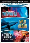 Earth's Oceans Triple Feature IMAX 014381845723 With Jean-micha Cousteau DVD