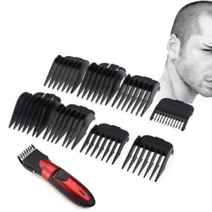 8Pcs-Universal-Hair-Clipper-Limit-Comb-Guide-Attachment-Size-Barber-Replacement