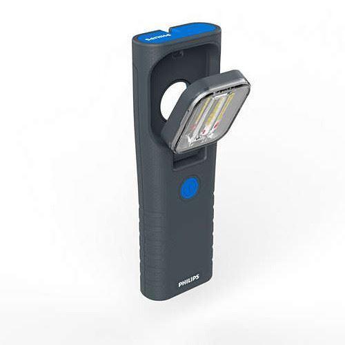 Lampe d'inspection PHILIPS LED LPL47X1 360° RCH21S avec aimant magnétique